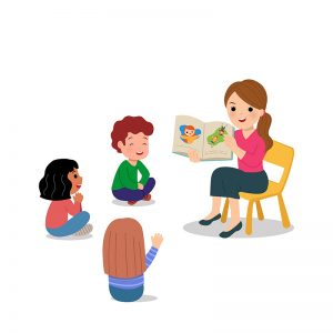 Vaikų priežiūros ir pedagoginiams darbuotojams